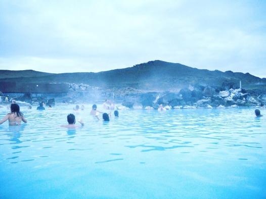 Myvatn natural baths