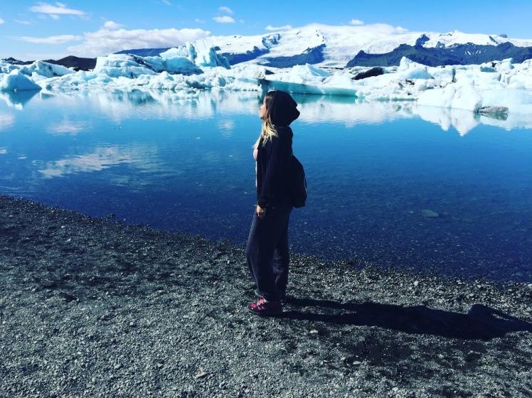 yo glaciar